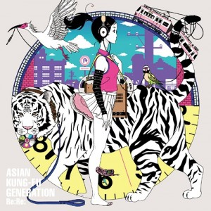 ASIAN KUNG-FU GENERATION – RE RE