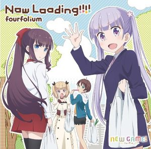 fourfolium – Now Loading!!!!
