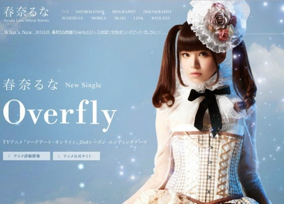 Haruna Luna - Overfly