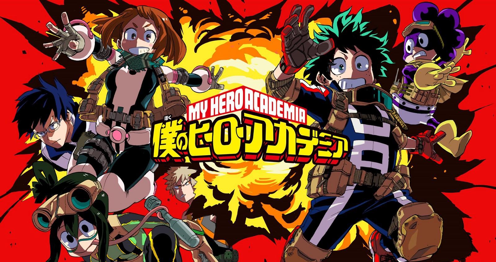 OST Boku no Hero Academia : Opening & Ending [Complete