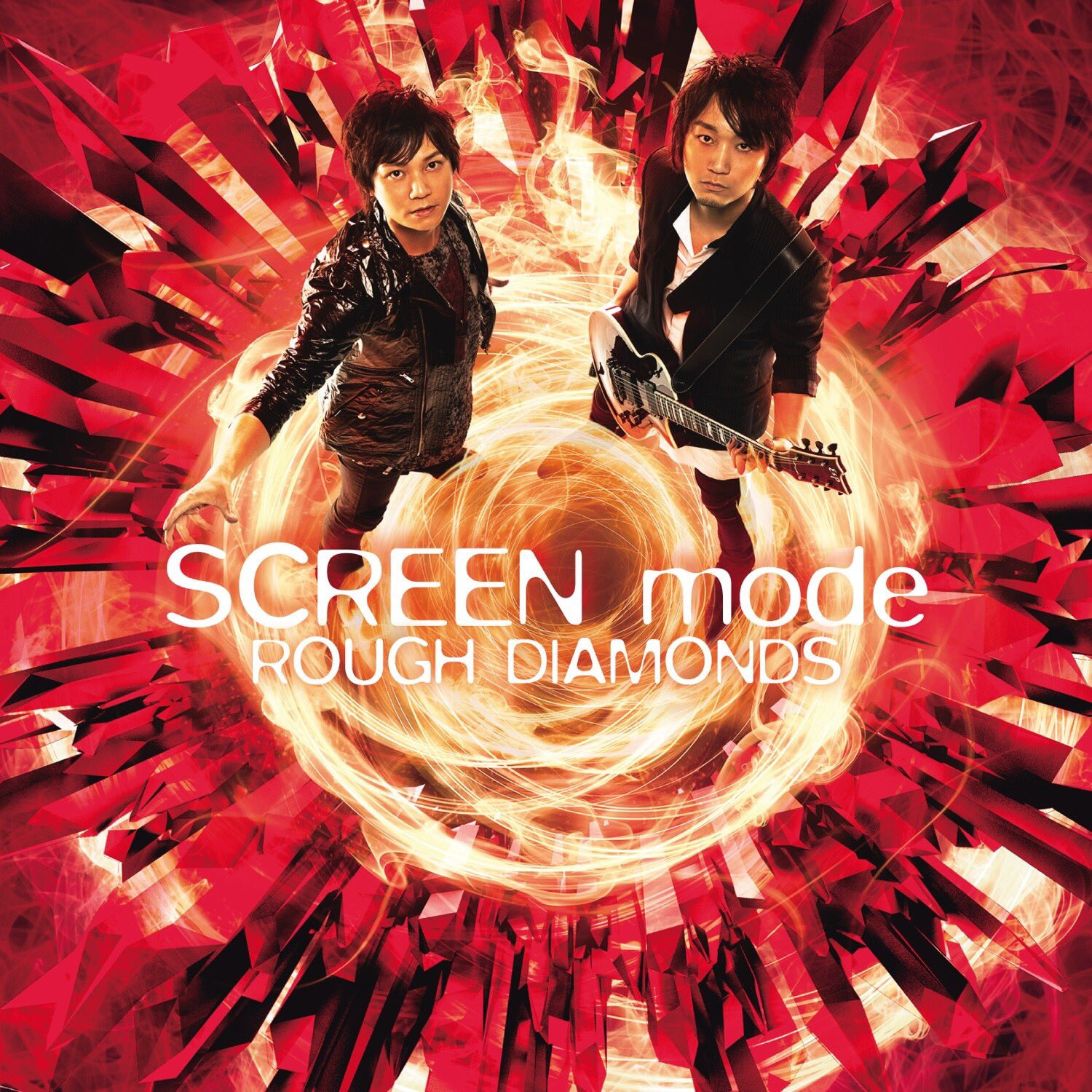 SCREEN mode - ROUGH DIAMONDS
