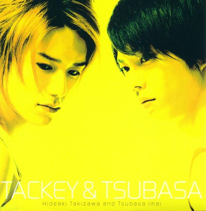 Tackey & Tsubasa - Mirai Koukai