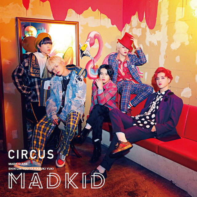 MADKID - FAITH