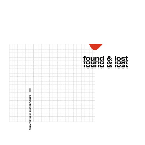Survive Said The Prophet - found & lost