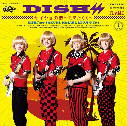 DISH// - FLAME