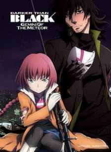 Darker than Black: Ryuusei no Gemini OST