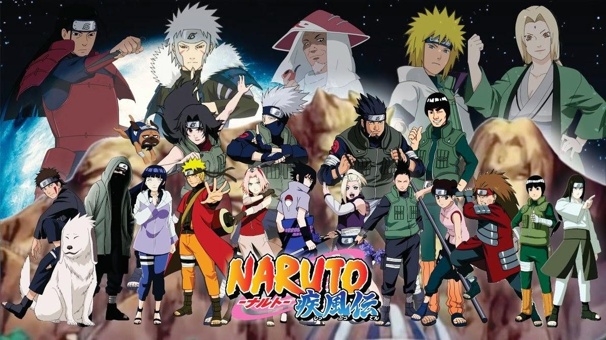 Ost Naruto Shippuuden Opening Ending Complete Ostnime