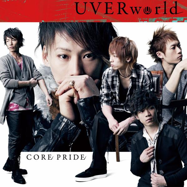 UVERWorld - CORE PRIDE
