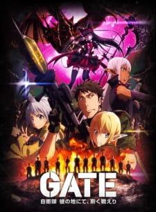 Gate: Jieitai Kanochi nite, Kaku Tatakaeri 2nd Season OST