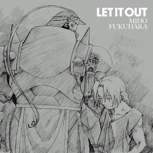 Fukuhara Miho - LET IT OUT