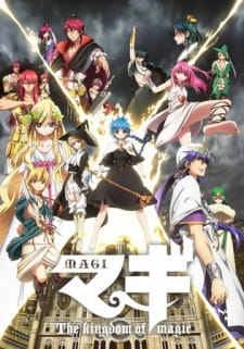Magi: The Kingdom of Magic OST