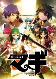 Magi: The Labyrinth of Magic OST